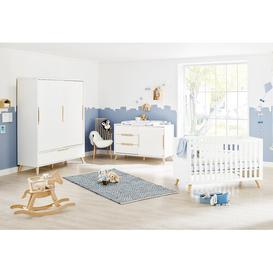image-3-Piece Nursery Furniture Set