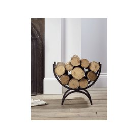 image-Iron Log Holder - Small