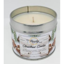 image-Christmas Cookie Scented Jar Candle The Party Aisle