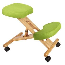 image-Kneeling Chair Zipcode Design Colour: Lime