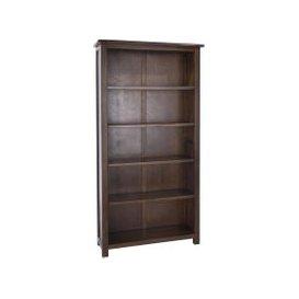 image-Boston Tall Bookcase Brown