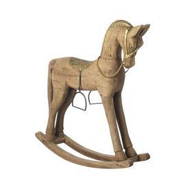 image-Adriel Rocking Horse Bloomsbury Market Size: 52cm H x 48cm W x 14cm D