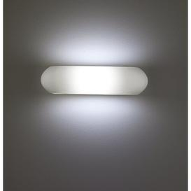image-Messer 2-Light LED Flush Mount Ebern Designs