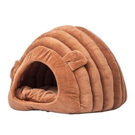 image-Bonilla Hooded Dog Bed Archie & Oscar