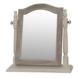 image-Shorehaven Arched Dresser Mirror Beachcrest Home