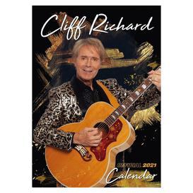image-Cliff Richard Calendar 2021