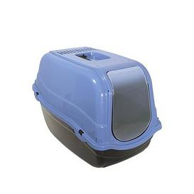 image-Rosewood Eco Line Hooded Cat Litter Box