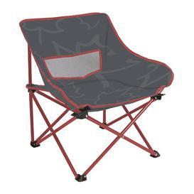 image-Desouza Folding Camping Chair Dakota Fields Colour: Red
