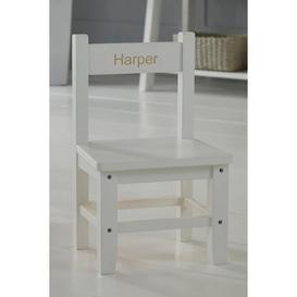 image-Personalised Kids Chair