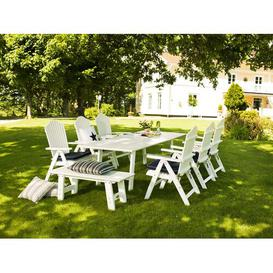 image-Dining Table Sol 72 Outdoor Finish: White