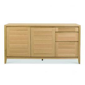 image-Brampton Oak Wide Sideboard