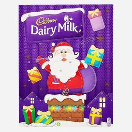 image-Dairy Milk Advent Calendar 90g