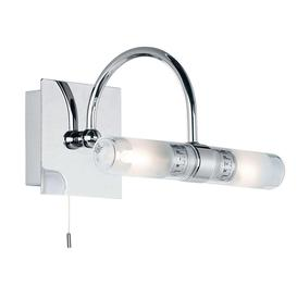 image-Endon 447 Bathroom Wall Light In Chrome