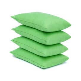 image-Assorted Colours Bean Bag Toss Freeport Park Colour: Lime