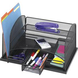 image-3 Drawer Desk Organiser Symple Stuff