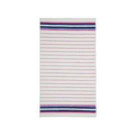 image-Joules Potting Shed Stripe Hand Towel, Creme