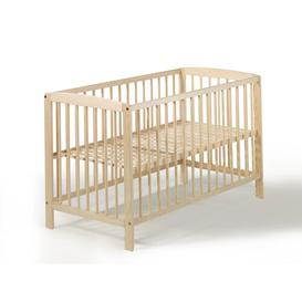 image-Felix Mini Cot Schardt Colour: Natural varnish