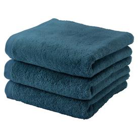 image-London 6 Piece Hand Towel Same-Size Bale (Set of 3) Aquanova Colour: Ocean