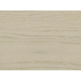 image-Menasha Lacquer Secretary Desk Ebern Designs Colour: Oak White Wiped/White
