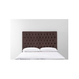 image-Gloria 3' Single Size Headboard in Dark Grape