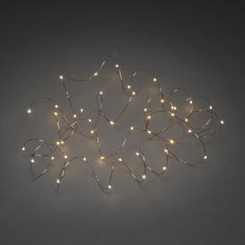 image-100 LED Fairy Light Konstsmide Colour: Amber White