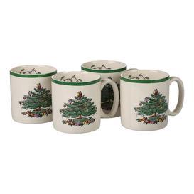 image-Christmas Tree 0.22L Flexo Mug Spode