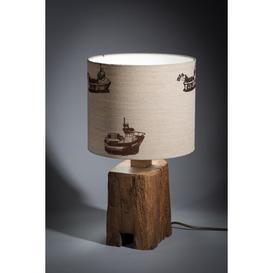 image-Deckert 44.45cm Table Lamp Union Rustic
