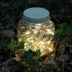 image-Glass Lantern Symple Stuff