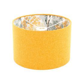 image-Shetland Polyester Drum Table Lamp Shade