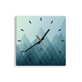 image-Vanover Silent Wall Clock Brayden Studio Size: 30cm H x 30cm W x 0.4cm D