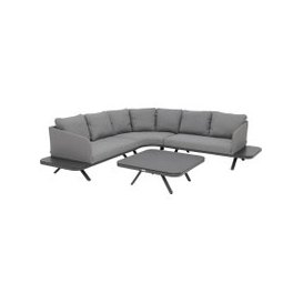 image-Astoria Garden Large Corner Sofa Set, Flanelle