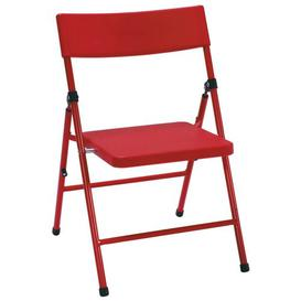 image-Fernandez Children's Chair Isabelle & Max Colour: Red