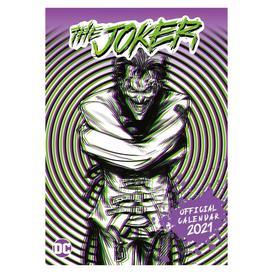 image-Joker 2021 A3 Calendar