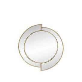 image-Roya Round Wall Mirror
