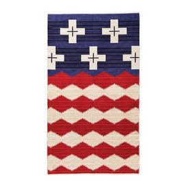image-Pendleton - Oversized Jacquard Beach Towel - Brave Star