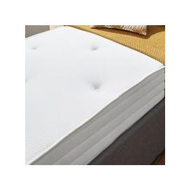 image-Athena Luxury Tufted Bonnell King Size Mattress In White