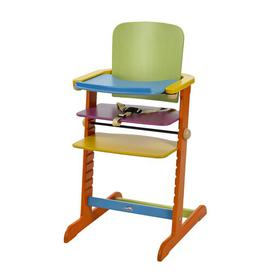 image-Family Highchair Geuther Colour: Multicoloured