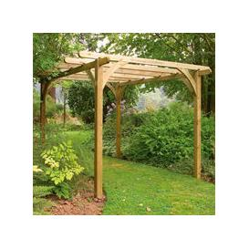 image-Forest Garden Ultima Pergola - Small