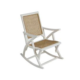 image-Shmuel Rocking Chair Bay Isle Home Colour: White