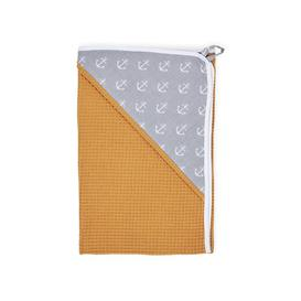 image-White Anchor Children's Bath Sheet KraftKids