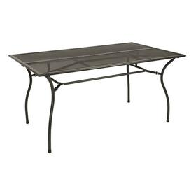 image-Wimberley Steel Dining Table Sol 72 Outdoor