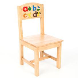 image-Alphabet Children's Desk Chair Just Kids