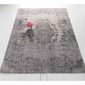image-Kilim Rug in Grey (medium)
