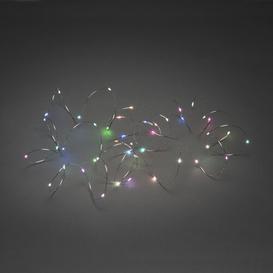 image-100 Multicolour RGB LED Fairy Light Konstsmide