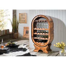 image-Oxford Wine Glass Rack Massivmoebel24