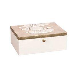 image-Ecru Jewellery Box