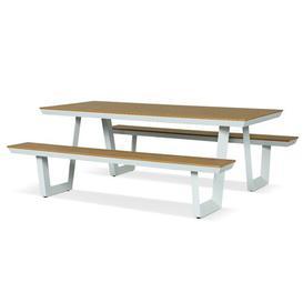 image-Gehlert Aluminum Picnic Table