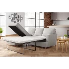 image-M&S Copenhagen Chaise Storage Sofa Bed (Left-Hand) - 1SIZE