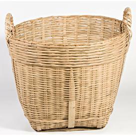 image-Bamboo Log Basket August Grove