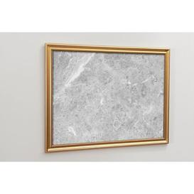 image-Marble Magnetic Wall Mounted Memo Board Brayden Studio